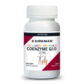 Coenzyme Q10 25 mg Children's Chewable Tablets