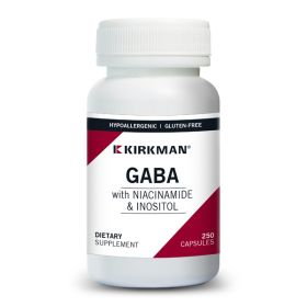 GABA with Niacinamide and Inositol - Hypoallergenic