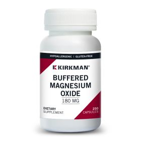 Buffered Magnesium Oxide 180 mg - Hypoallergenic