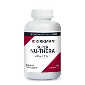 Super Nu-Thera® without A & D - Hypoallergenic