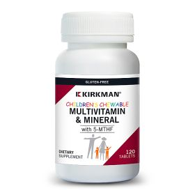Children's Multivitamin & Mineral Chewable with 5-MTHF
