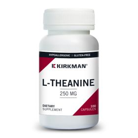 L-Theanine 250 mg - Hypoallergenic
