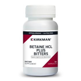 Betaine HCL Plus Bitters